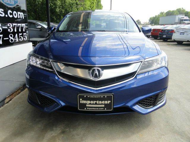 2016 Acura ILX w/Tech 4dr Sedan w/Technology Plus Package - Madison NC