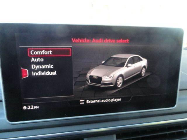 2017 Audi A4 2.0T quattro Premium Plus AWD 4dr Sedan 7A - Madison NC
