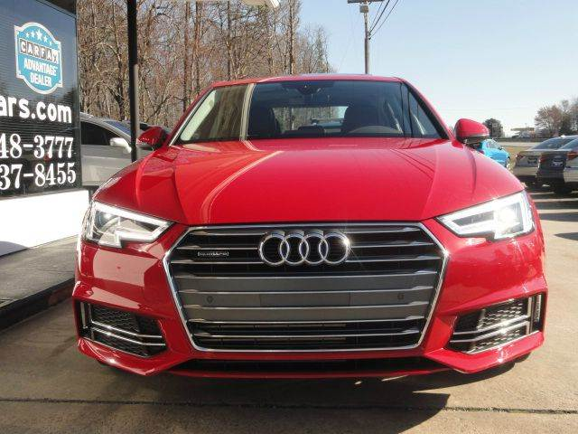 2017 Audi A4 2.0T quattro Premium Plus AWD 4dr Sedan 7A - Madison NC