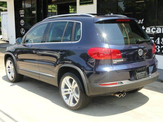 2016 Volkswagen Tiguan 2.0T SEL 4Motion AWD 4dr SUV - Madison NC
