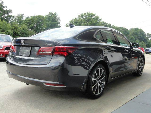 2016 Acura TLX V6 w/Tech 4dr Sedan w/Technology Package - Madison NC