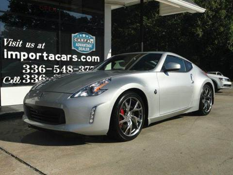 2017 Nissan 370Z for sale in Madison, NC