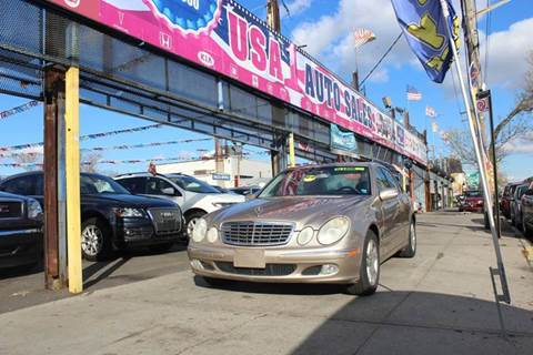 2003 Mercedes-Benz E-Class for sale in Brooklyn, NY