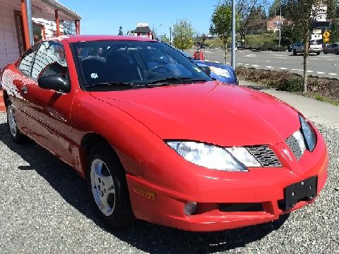2005 Pontiac Sunfire for sale in Tacoma, WA