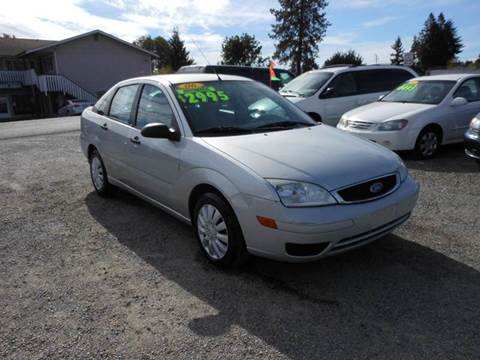 2006 Ford Focus for sale in Tacoma, WA