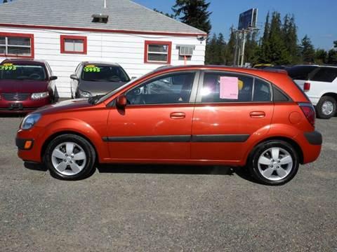 2007 Kia Rio5 for sale in Tacoma, WA