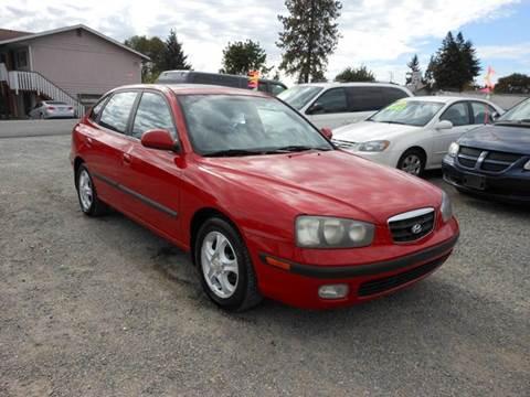 2002 Hyundai Elantra for sale in Tacoma, WA