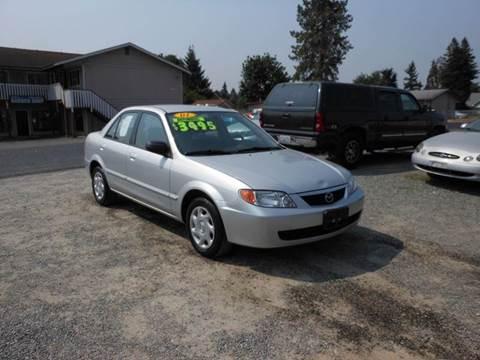 2001 Mazda Protege for sale in Tacoma, WA