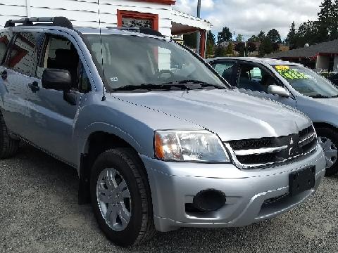 2007 Mitsubishi Endeavor for sale in Tacoma, WA