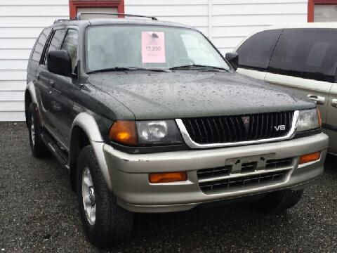 1998 Mitsubishi Montero Sport for sale in Tacoma, WA
