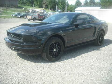 2005 Ford Mustang for sale in Mount Pleasant, PA