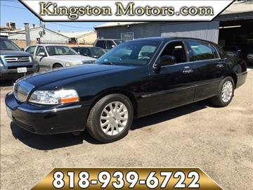 2006 Lincoln Town Car for sale in Sun Valley, CA