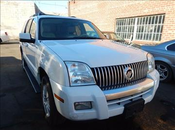 2006 Mercury Mountaineer for sale in Springfield Gardens, NY