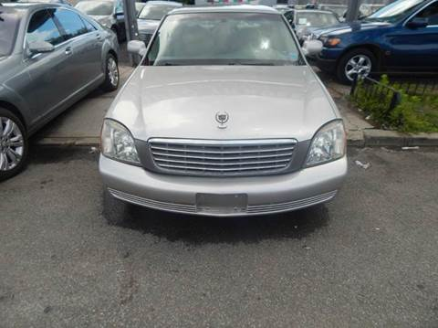 2005 Cadillac DeVille for sale in Springfield Gardens, NY
