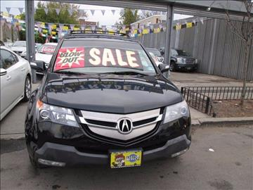 2008 Acura MDX for sale in Springfield Gardens, NY