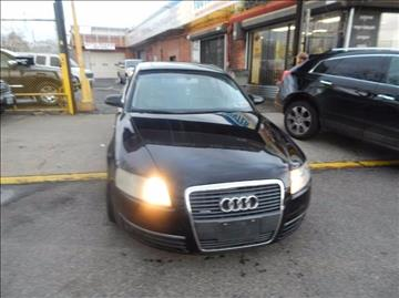 2006 Audi A6 for sale in Springfield Gardens, NY