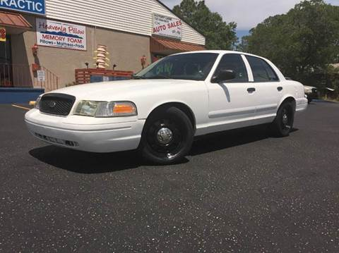 2008 Ford Crown Victoria for sale in Port Richey, FL