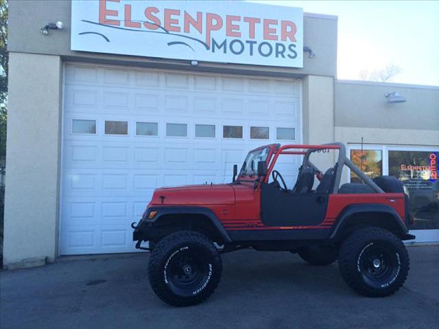 1989 Jeep Wrangler for sale in Rockford MN