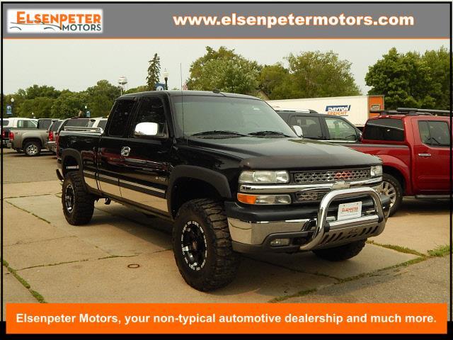 2002 Chevrolet Silverado 1500