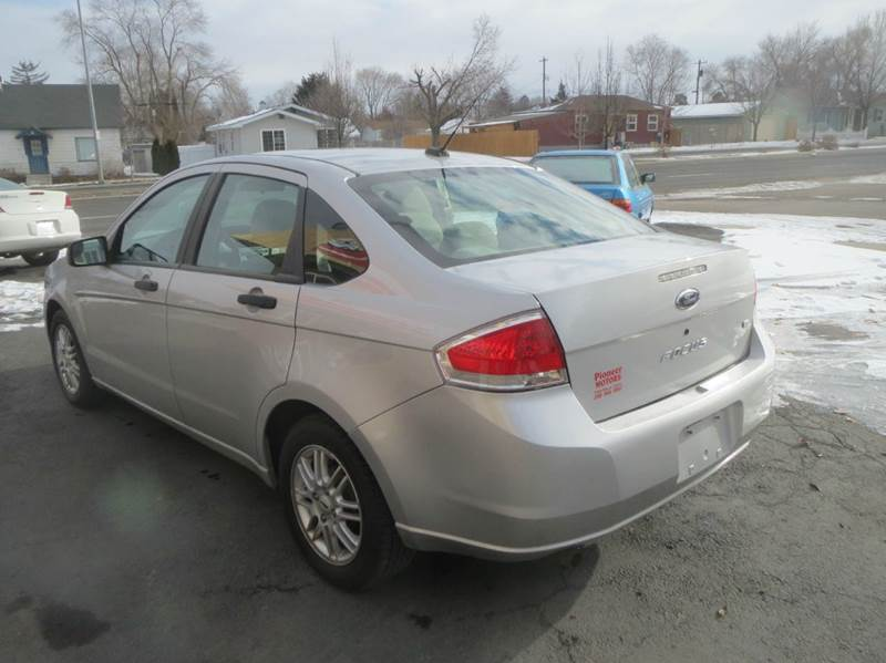 2009 Ford Focus SE 4dr Sedan - Twin Falls ID