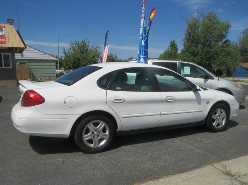 2001 Ford Taurus SEL 4dr Sedan - Twin Falls ID