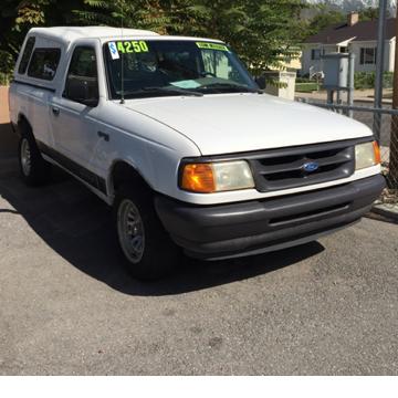1996 Ford Ranger for sale in Orem, UT