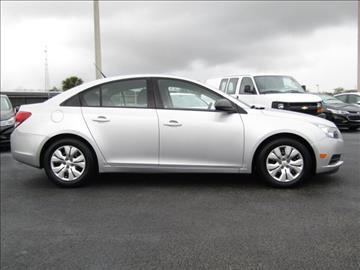 2014 Chevrolet Cruze for sale in Melbourne, FL