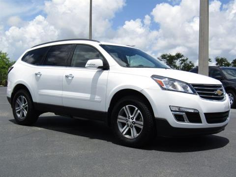 2017 Chevrolet Traverse for sale in Melbourne, FL