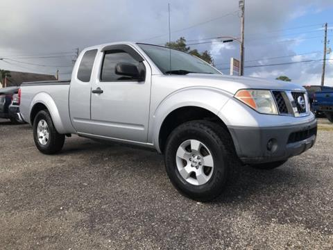 2008 Nissan Frontier for sale in Melbourne, FL