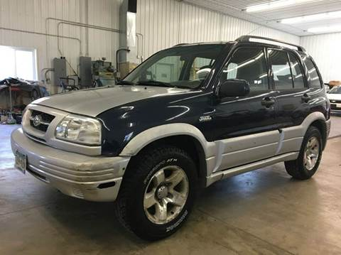 1999 Suzuki Grand Vitara for sale in South Haven, MN