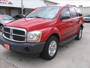 2005 Dodge Durango for sale in Houston, TX