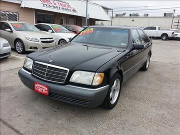 1995 Mercedes-Benz S-Class for sale in Houston, TX