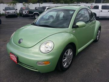2002 Volkswagen New Beetle for sale in Houston, TX