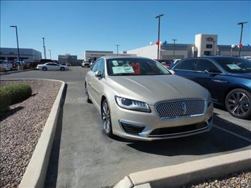 2017 Lincoln MKZ Hybrid for sale in Yuma, AZ