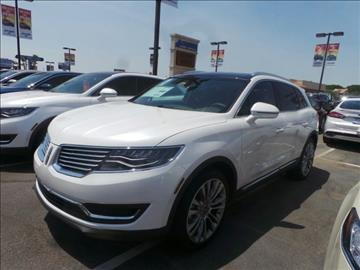 2016 Lincoln MKX for sale in Yuma, AZ