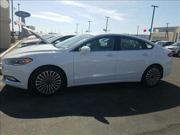 2017 Ford Fusion for sale in Yuma, AZ