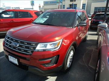 2017 Ford Explorer for sale in Yuma, AZ