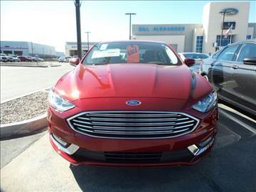 2018 Ford Fusion Hybrid for sale in Yuma, AZ