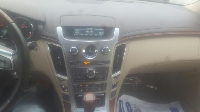 2011 Cadillac CTS 3.0L Luxury 4dr Sedan - Central City NE