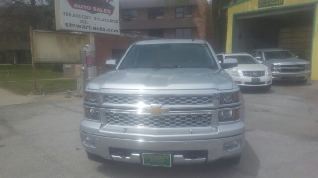 2014 Chevrolet Silverado 1500 4x4 LTZ 4dr Crew Cab 6.5 ft. SB - Central City NE