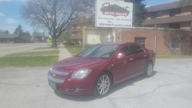 2008 Chevrolet Malibu LTZ 4dr Sedan - Central City NE