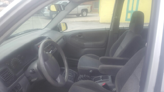 2003 Chevrolet Tracker  4WD 4dr ZR2 SUV - Central City NE