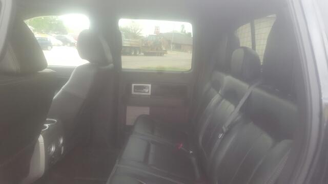 2011 Ford F-150 4x4 FX4 4dr SuperCrew Styleside 6.5 ft. SB - Central City NE