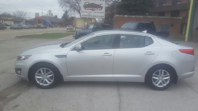 2013 Kia Optima LX 4dr Sedan - Central City NE
