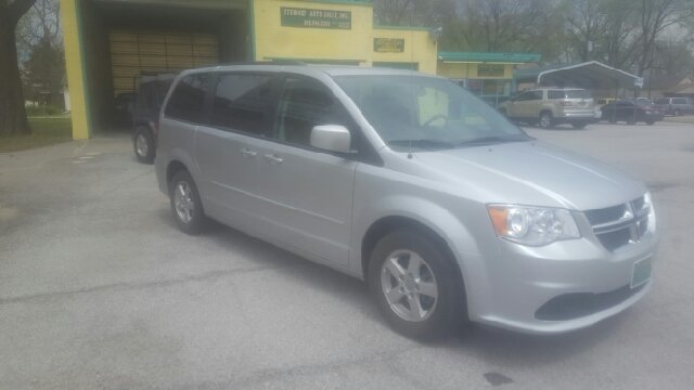 2012 Dodge Grand Caravan SXT 4dr Mini Van - Central City NE