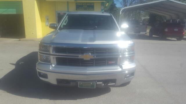 2014 Chevrolet Silverado 1500 4x4 LTZ 4dr Crew Cab 6.5 ft. SB w/Z71 - Central City NE