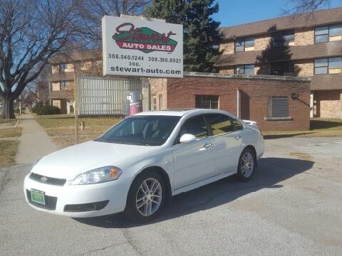 2012 Chevrolet Impala for sale in Central City, NE