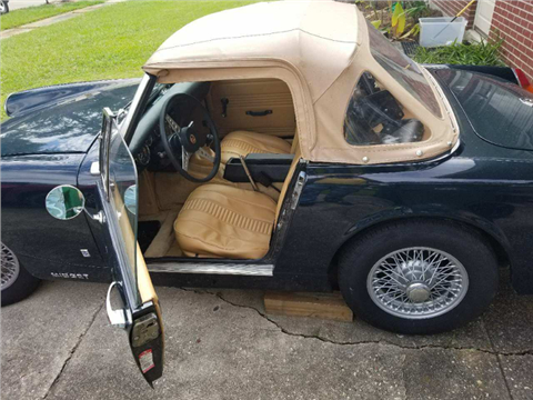 1972 MG Midget for sale in Amite, LA