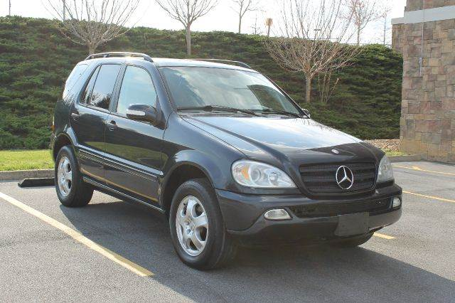 2002 mercedes benz m class for sale for 2002 mercedes benz suv