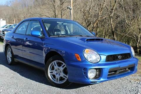2002 Subaru Impreza for sale in Seymour, TN